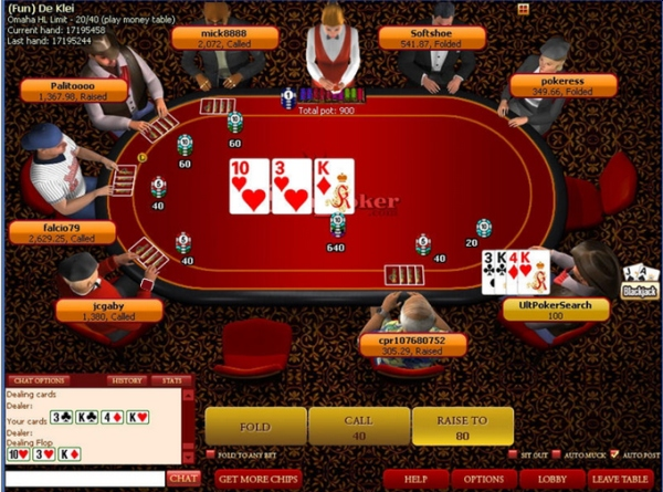 online-poker-rigged