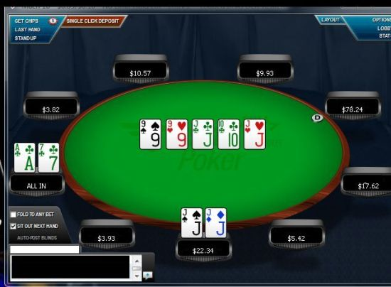 profi poker set